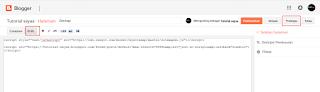 Cara membuat sitemap seo friendly di blogspot keren