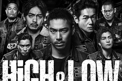 Sinopsis High & Low Season 2 (2016) - Serial TV Jepang