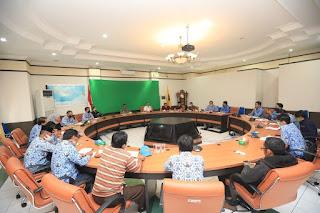 Rapat Koordinasi Pengumpulan Data Pertanahan di Kota Tarakan - Tarakan Info