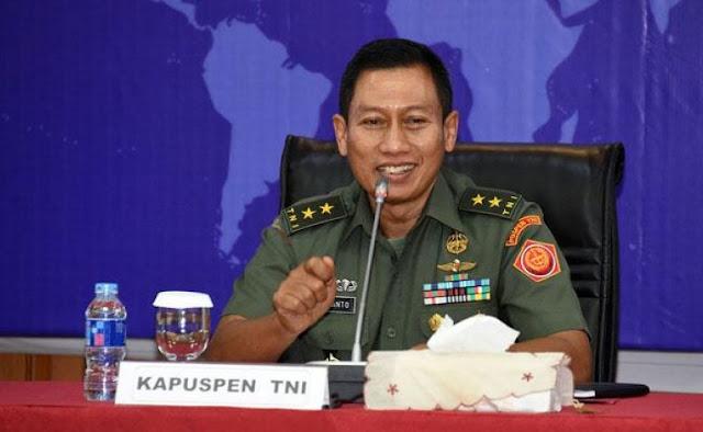 Ini Penjelasan Kapuspen TNI Mengenai Pencekalan Panglima TNI Oleh Pemerintah AS