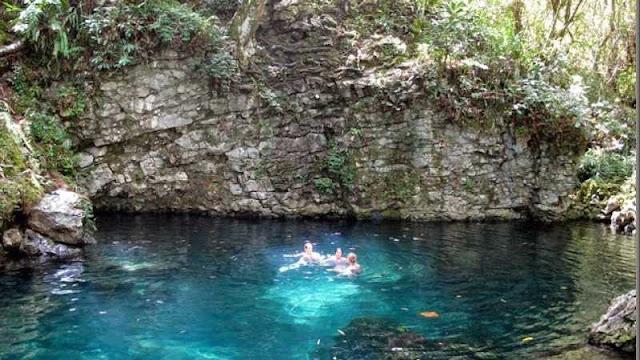 kolam alam tilangga