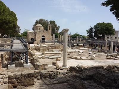 Κύπρος: Αναπάντεχα ευρήματα στην Αγορά της Νέας Πάφου από Πολωνούς αρχαιολόγους