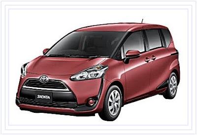 2017 Toyota Sienta Concept