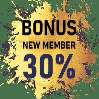 ZetaPoker bonus new member 30%