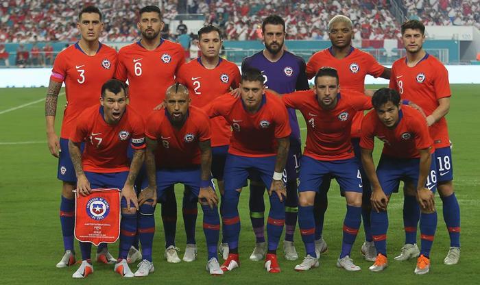 Chile Copa America 2019