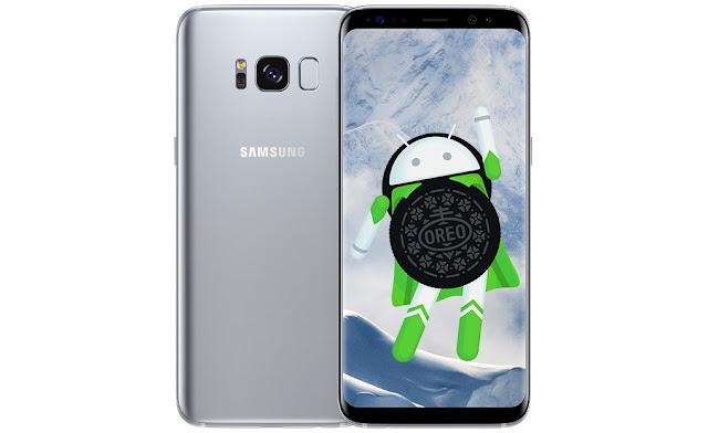 România nu se numără încă printre țările care primesc programul Beta pentru Android 8.0 Oreo pe Samsung Galaxy S8