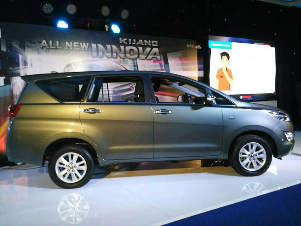All New Kijang Innova The Legend Reborn Pilihan Warna Toyota Banyuwangi With 3 Elegant Type For Customer Need G V Q 6 Stylish Color 2new
