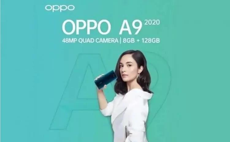 OPPO A9 2020 Key Specs Revealed