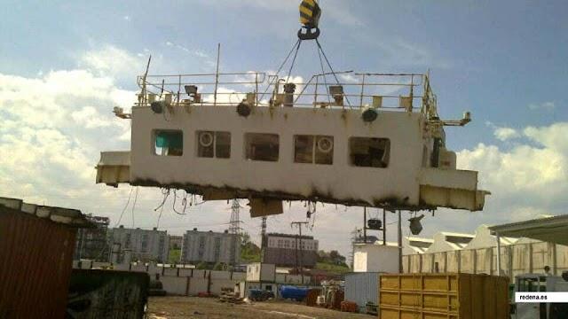 El Gobierno Vasco da autorización ambiental para la instalación de reciclado de buques al final de su vida útil
