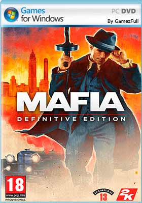 Mafia Definitive Edition PC Full Español