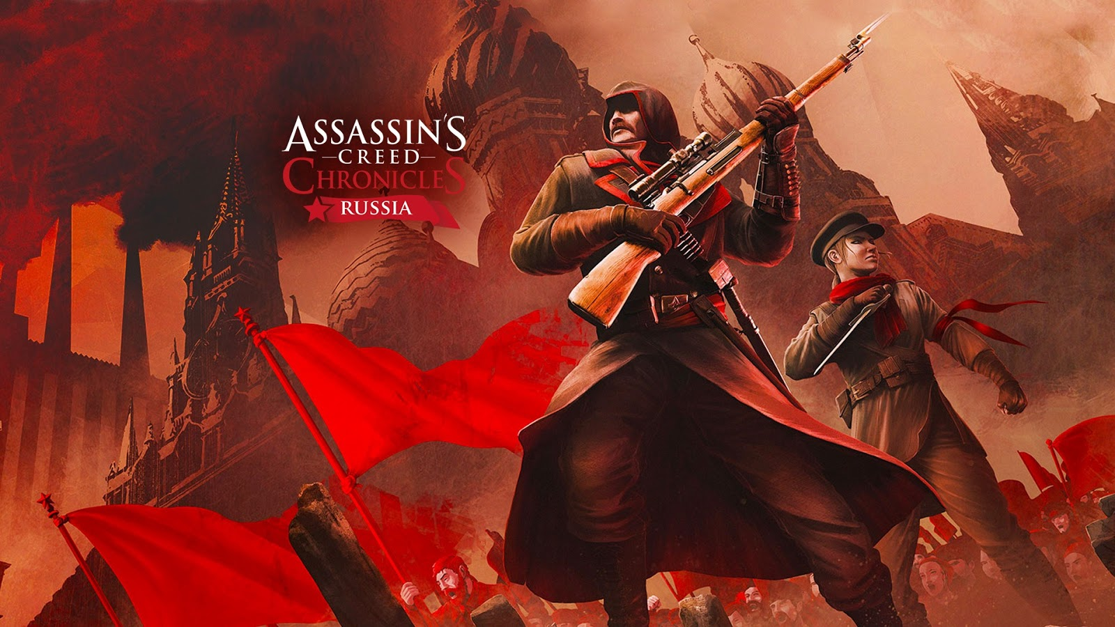 Assassin's Creed Chronicles: Russia Save Data PC