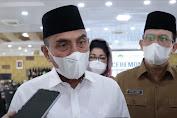 Medan Tertinggi Penyebaran Covid-19, Edy Rahmayadi Kembali Perpanjang PPKM