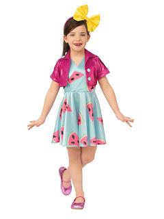 Boxy Girls Brooklyn Child Costume