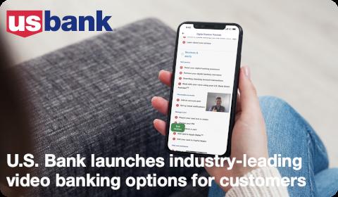U.S. Bank – Video banking