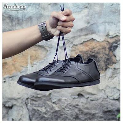Konveksi Sepatu Kulit Pria Murah