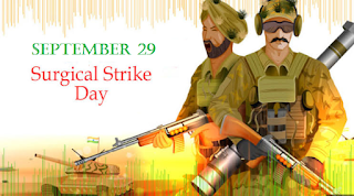 Surgical Strike Day - September 29