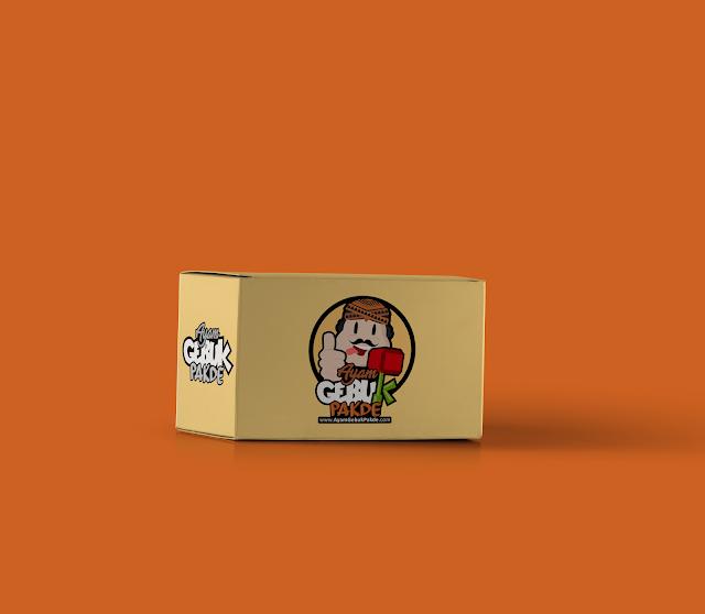 Ayam Gebuk Pakde Logo