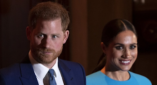 Prince Harry and Meghan Markle quit Facebook, Twitter