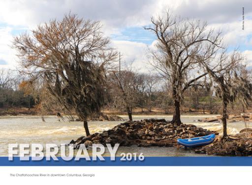 February Coolray Calendar
