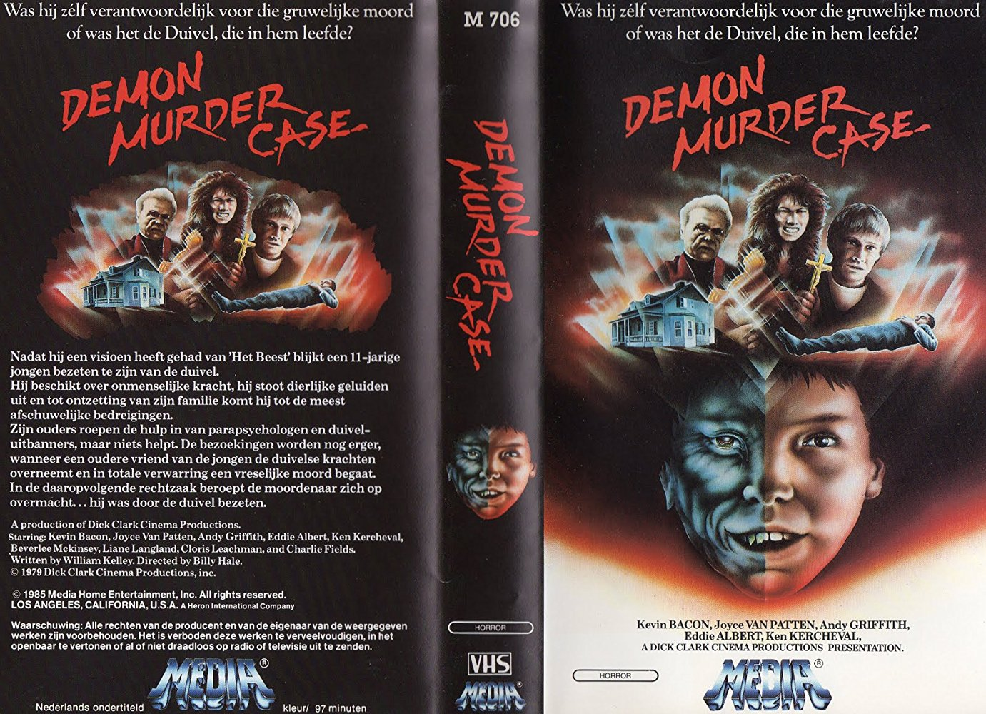 The Demon Murder Case (TV Movie)