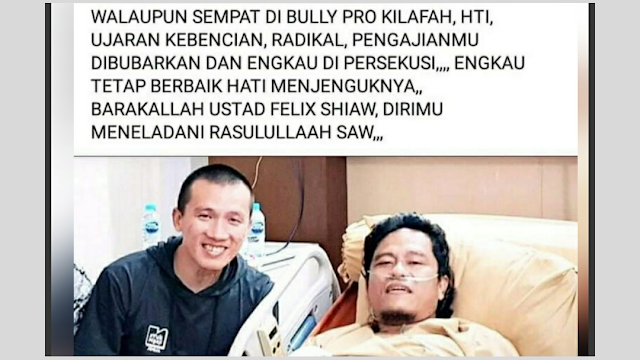 Adu Domba! Gus Miftah Difitnah Pernah Bubarkan Pengajian Felix Siauw