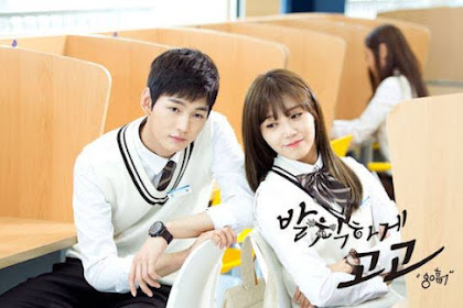 Rekomendasi Drama Korea Romantis tentang Sekolah yang Mendapat Rating Tinggi