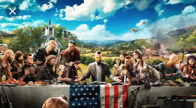 far cry 5 ps4 gameplay pics