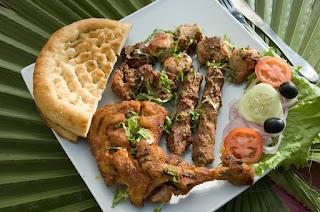 Baked Chicken Seekh