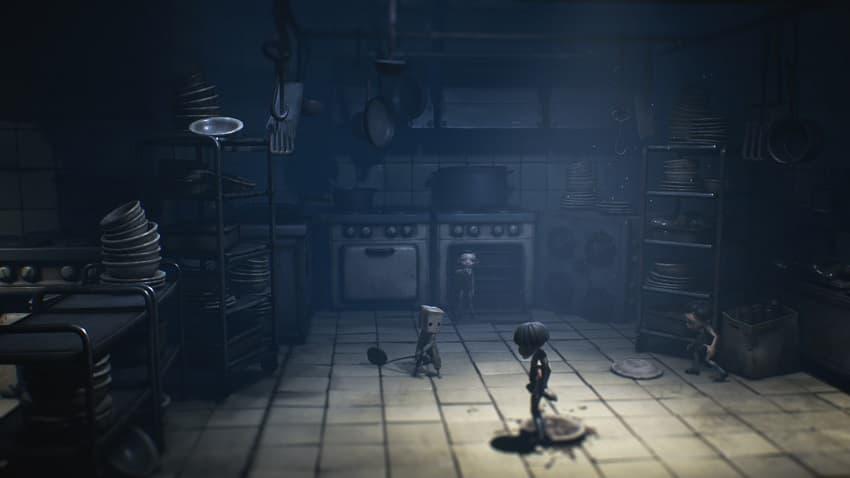 Рецензия на игру Little Nightmares 2 - Кошмарики вернулись! - 05