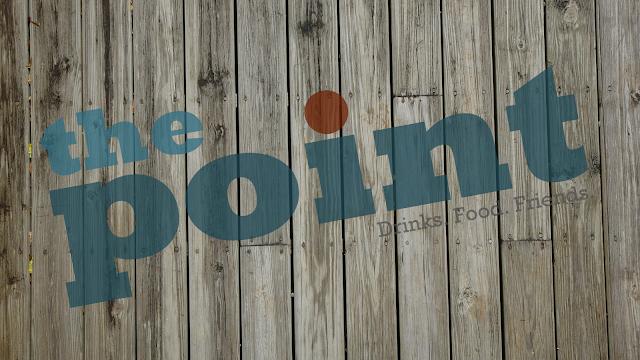 The Point logo by Johnny Mason