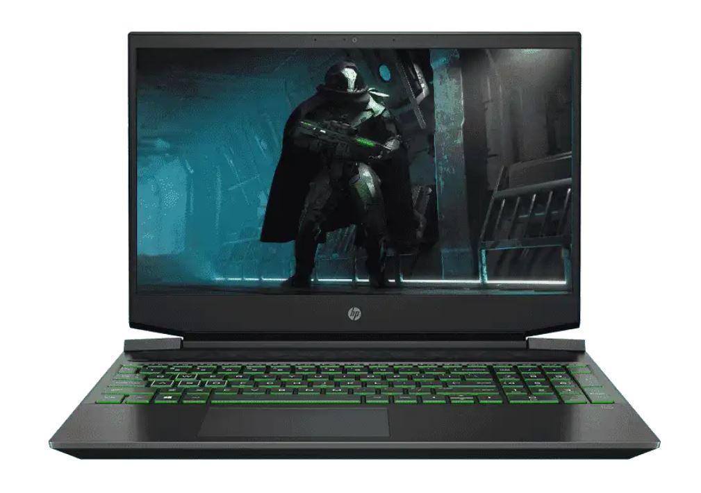 HP Pavilion Gaming 15 EC1077AX, Layar Refresh Rate 144Hz dengan Harga Terjangkau