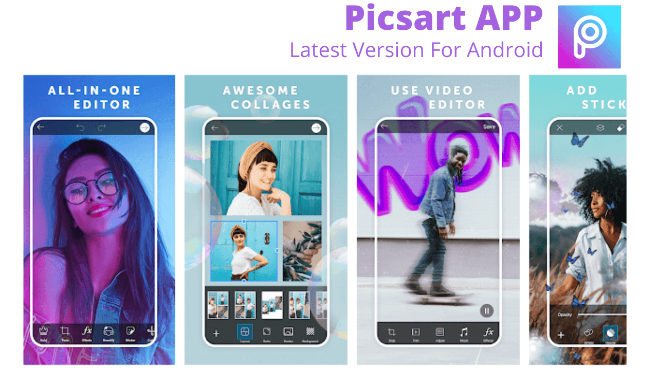 Picsart app download Latest Version For Android