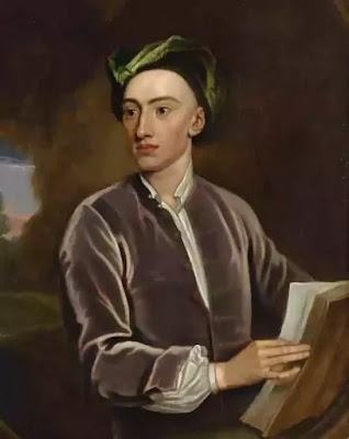 Pope was born to Alexander Pope (1646-1717), a linen merchant of Plough Court, Lombard Street, London, and his wife Edith (née Turner) (1643-1733), who were both Catholics.
