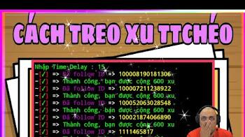 Share Tool Treo TuongTacCheo Trên Điện Thoại