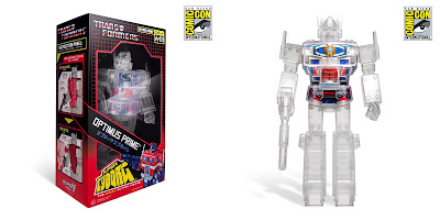 "San Diego Comic-Con 2018 Exclusive Transformers Super Cyborg Optimus Prime 12"" Action Figure by Super7"