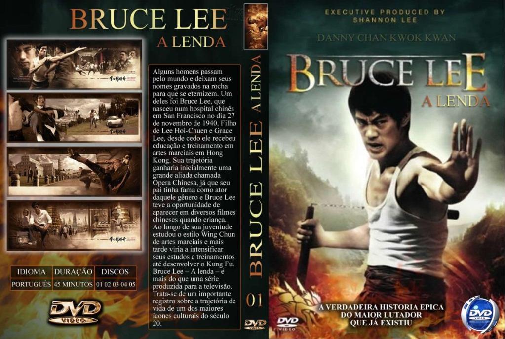 Ocidente Tokusatsu A Lenda De Bruce Lee