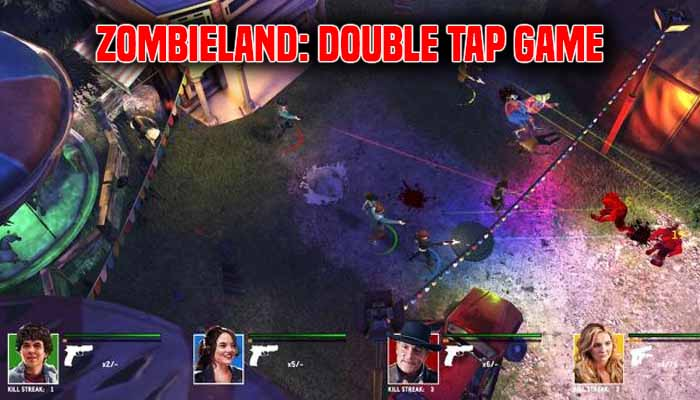 Zombieland (2019) Double Tap New Game