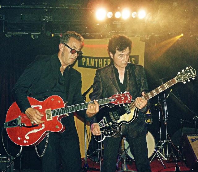Con Tav Falco & Panther Burns (crónica concierto Loco Club, 27-9-2018) 2
