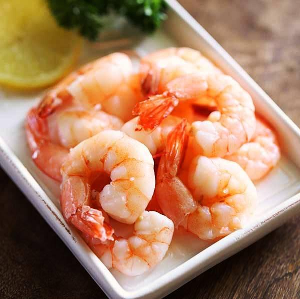 How to Boil Shrimp - 2