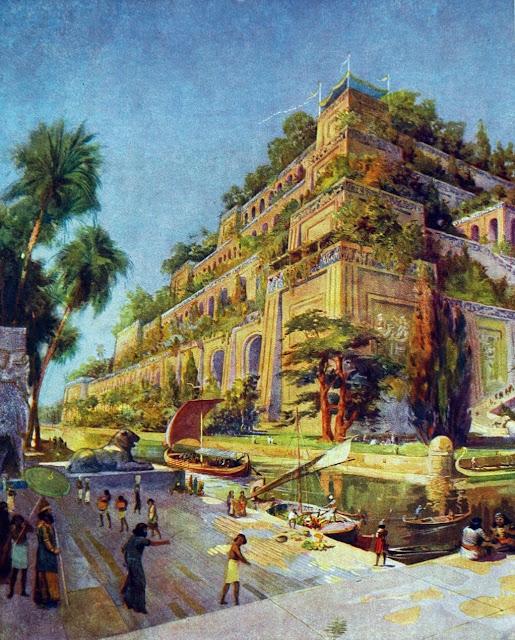 පුරාණ ලෝකයේ පුදුම හත - පළමුවන කොටස  (The Seven Wonders Of The Ancient World - Part One) - Your Choice Way