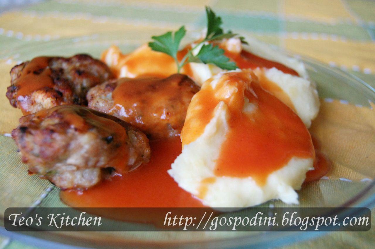 piure de cartofi cu usturoi retete culinare by teo 39 s kitchen. Black Bedroom Furniture Sets. Home Design Ideas