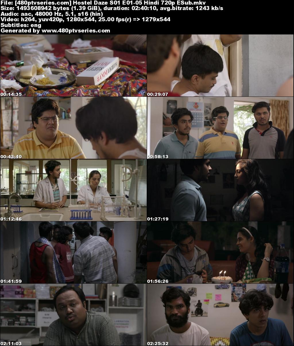 Watch Online Free Hostel Daze Season 1 Full Hindi Download 480p 720p All Episodes