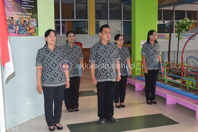 Dokumentasi PKP2A-KB-TK Kristen Kalam Kudus Upacara Hari Lahir Pancasila 2017