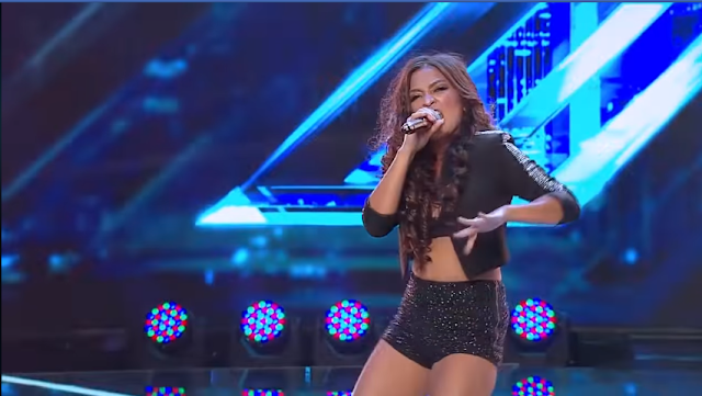 WATCH: Pinay Singer, Pinahanga Ang X Factor Romania Sa Kanyang Adele Cover! Image Screenshot: Facebook/Kristine KZ Tandingan