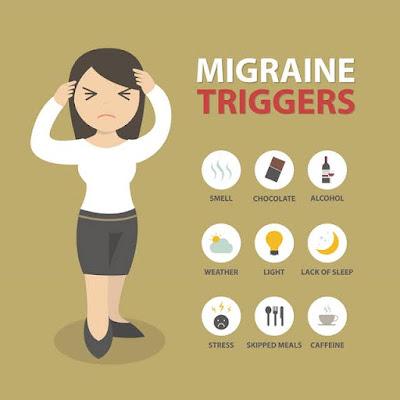 Punca Punca Migrain