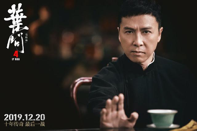 IP Man 4 Donnie Yen