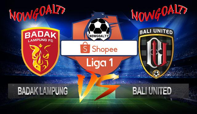 Prediksi Badak Lampung VS Bali United 28 Juni 2019