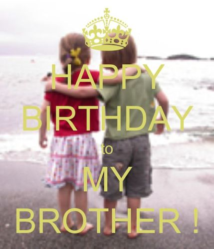Best Sister Birthday Quotes In Hindi: Happy-birthday-quotes-for-brothers