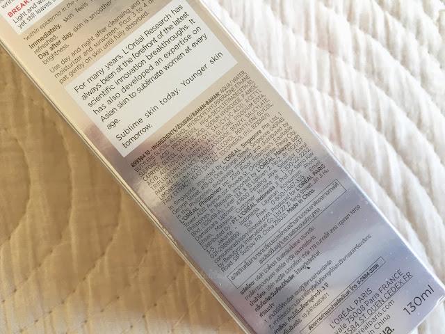 [REVIEW] L'OREAL PARIS REVITALIFT CRYSTAL MICRO-ESSENCE UNTUK KULIT BERMINYAK (2)