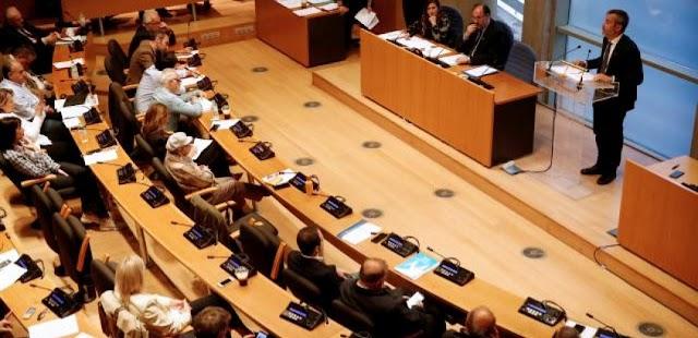 Την Κυριακή στις 11 το πρωί με τηλεδιάσκεψη εκλέγεται ο νέος πρόεδρος του δημοτικού συμβουλίου Θεσσαλονίκης